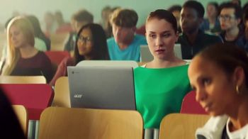 Google Chromebook TV Spot, \'Switch\'