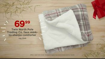 JCPenney TV Spot, 'Unwrap More Cozy: Comforter and Sweaters' - Thumbnail 7