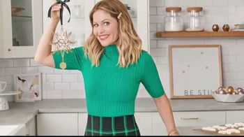 DaySpring Simply Christmas Collection TV Spot, 'Holidays: Meaningful' Ft. Candace Cameron Bure - Thumbnail 8
