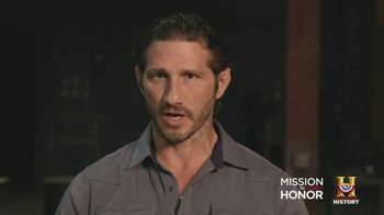 USAA TV Spot, 'History Channel: Mission to Honor'