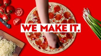 Papa Murphy's Pizza TV Spot, 'You Can Half It All' - Thumbnail 6
