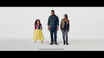 Fios by Verizon TV Spot, 'Holiday + Disney + $100 Visa Prepaid Card' - Thumbnail 3