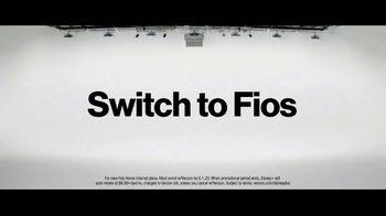 Fios by Verizon TV Spot, 'Holiday + Disney + $100 Visa Prepaid Card' - Thumbnail 5