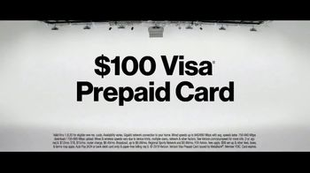 Fios by Verizon TV Spot, 'Holiday + Disney + $100 Visa Prepaid Card' - Thumbnail 9