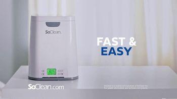 SoClean TV Spot, 'Sleep Equipment' - Thumbnail 2