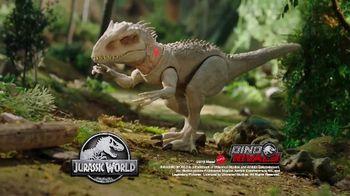 Jurassic World Dino Rivals Destroy 'n Devour Indominus Rex TV Spot, 'Neck Glows Red' - Thumbnail 9