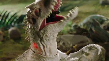 Jurassic World Dino Rivals Destroy 'n Devour Indominus Rex TV Spot, 'Neck Glows Red' - Thumbnail 7