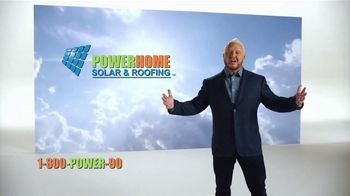Power Home Solar & Roofing TV Spot, 'We Install in Just One Day'