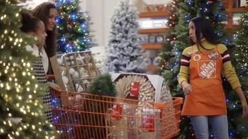 The Home Depot TV Spot, 'Bring More Cheer: Holiday Decor' - Thumbnail 1
