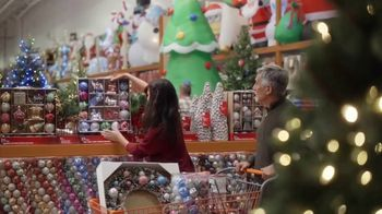 The Home Depot TV Spot, 'Bring More Cheer: Holiday Decor'