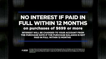 National Tire & Battery Black Friday TV Spot, 'Buy Two, Get Two: $75 Rebate and Oil Change' - Thumbnail 3