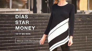 Macy's Días Star Money TV Spot, 'Cocina, juegos de sábanas y juegos de equipaje' [Spanish] - Thumbnail 6