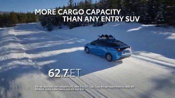 Toyota Prius TV Spot, 'Mountains' [T2] - Thumbnail 5