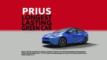 Toyota Prius TV Spot, 'Mountains' [T2] - Thumbnail 8