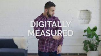 MTailor TV Spot, 'Custom Men's Clothes'