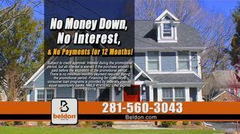 Beldon Siding Year End Sale TV Spot, 'Custom 3D Model: 10 Percent Off Job and Gift Cards' - Thumbnail 6