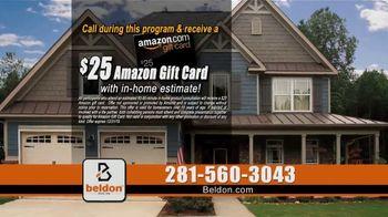Beldon Siding Year End Sale TV Spot, 'Custom 3D Model: 10 Percent Off Job and Gift Cards' - Thumbnail 7