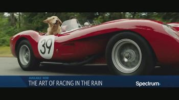 Spectrum On Demand TV Spot, 'Hobbs & Shaw and The Art of Racing in the Rain'