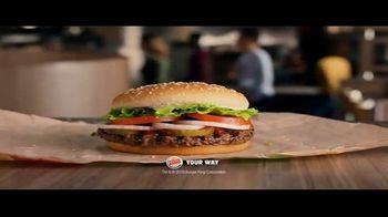 Burger King Whopper TV Spot, 'Whopper Prank: Fancy Burger' - Thumbnail 9