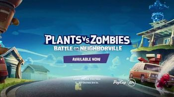 Plants vs. Zombies: Battle for Neighborville TV Spot, 'Official Launch Trailer'