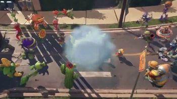Plants vs. Zombies: Battle for Neighborville TV Spot, 'Official Launch Trailer' - Thumbnail 7