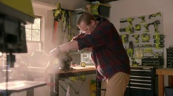 The Home Depot TV Spot, 'Work Your Magic: Ryobi Power Tools' - 1317 commercial airings