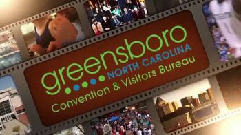 Greensboro Convention and Visitors Bureau TV Spot, 'Play in the Center of it All' - Thumbnail 1