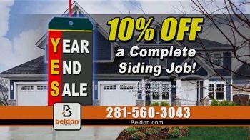 Beldon Siding Year End Sale TV Spot, 'Tired of Fading?' - Thumbnail 4