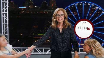 Explore St. Louis TV Spot, \'Jenna Fischer In the Know: Union Station\' Featuring Jenna Fischer