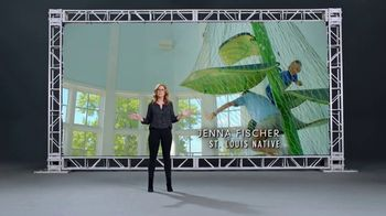 Explore St. Louis TV Spot, 'Jenna Fischer In the Know: Union Station' Featuring Jenna Fischer - Thumbnail 1