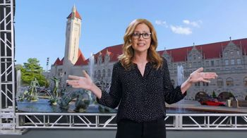 Explore St. Louis TV Spot, 'Jenna Fischer In the Know: Union Station' Featuring Jenna Fischer - Thumbnail 5