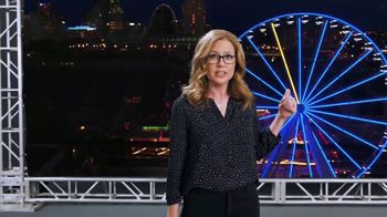 Explore St. Louis TV Spot, 'Jenna Fischer In the Know: Union Station' Featuring Jenna Fischer - Thumbnail 6