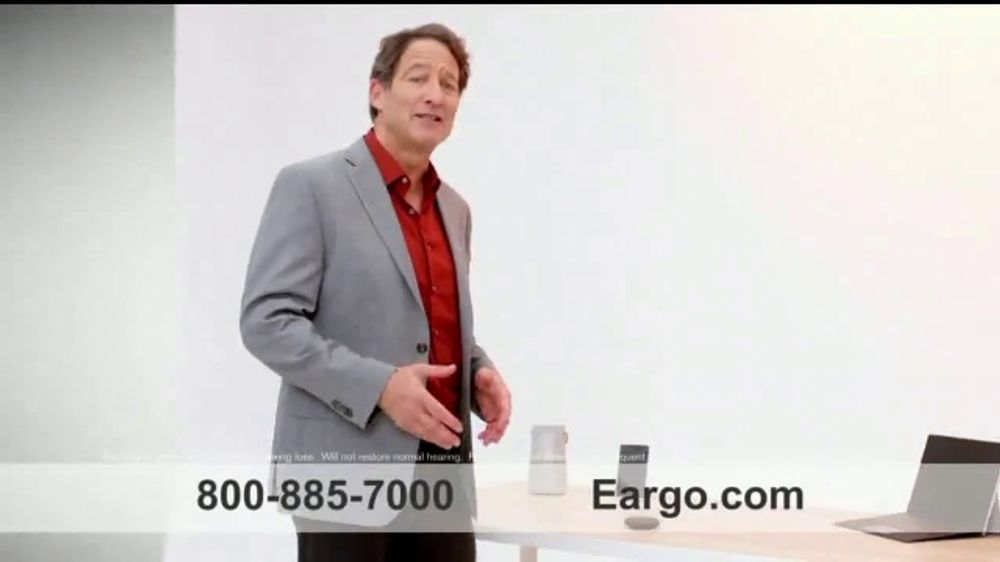 Eargo Veterans Day Sale TV Commercial, 'The Future'