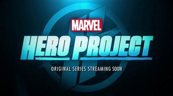 Disney+ TV Spot, 'Marvel Hero Project' - Thumbnail 8