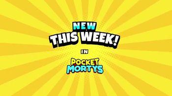 Pocket Mortys TV Spot, 'New Avatars' - Thumbnail 1