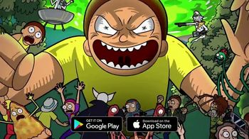 Pocket Mortys TV Spot, 'New Avatars' - Thumbnail 5