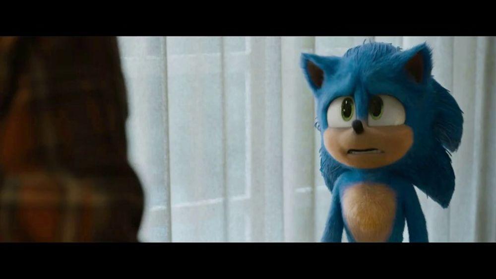 Sonic The Hedgehog Tv Movie Trailer Ispot Tv