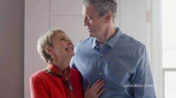 California Closets TV Spot, 'Tammie & Phil: Downsizing' - Thumbnail 8