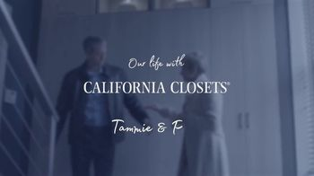 California Closets TV Spot, 'Tammie & Phil: Downsizing' - Thumbnail 9