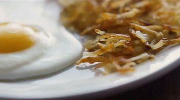 Denny's Sirloin Steak & Eggs TV Spot, 'Lo mejor de los dos mundos' [Spanish] - Thumbnail 4