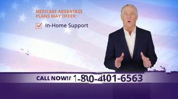 MedicareAdvantage.com TV Spot, 'Additional Free Benefits' - Thumbnail 3