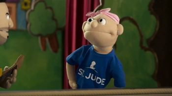 St. Jude Children's Research Hospital TV Spot, 'Listos para el show' con Luis Fonsi [Spanish]