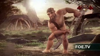 Forge of Empires TV Spot, 'Build Your City' Song by Starship