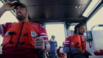 USAA TV Spot, 'Salute to Service: Coast Guard Base Alameda' - Thumbnail 5
