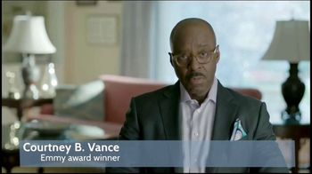 Prostate Cancer Foundation TV Spot, 'End All Death and Suffering' Featuring Courtney B. Vance - Thumbnail 1