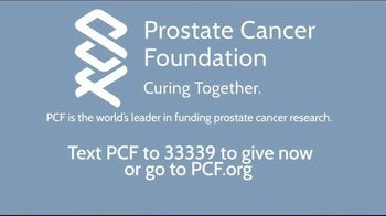 Prostate Cancer Foundation TV Spot, 'End All Death and Suffering' Featuring Courtney B. Vance - Thumbnail 8