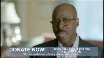 Prostate Cancer Foundation TV Spot, 'End All Death and Suffering' Featuring Courtney B. Vance