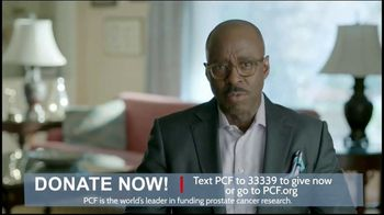 Prostate Cancer Foundation TV Spot, 'End All Death and Suffering' Featuring Courtney B. Vance - 112 commercial airings