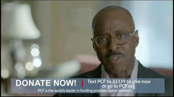 Prostate Cancer Foundation TV Spot, 'End All Death and Suffering' Featuring Courtney B. Vance - Thumbnail 7