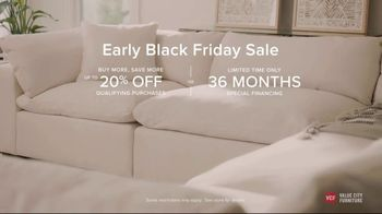 Value City Furniture Early Black Friday Sale TV Spot, 'Great Moments' - Thumbnail 9